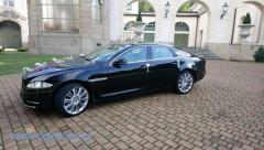 Samochód do ślubu Jaguar XJ