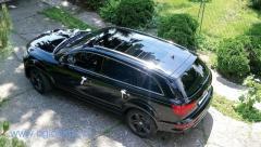 Audi Q7 na ślub Kraków i okolice