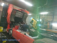 Naprawa aut ciężarowych Poznań