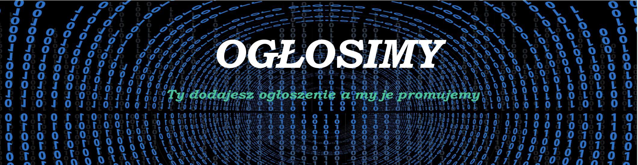 Ogłoszenia lokalne www.oglosimy.pl